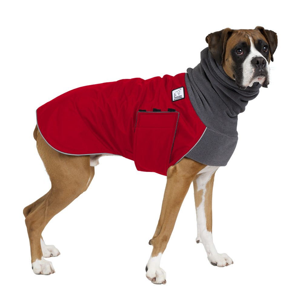 Voyagers K9 Apparel Boxer Winter Coat