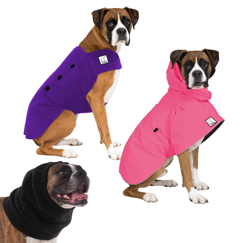 Voyagers K9 Apparel Boxer Warm Climate Combo