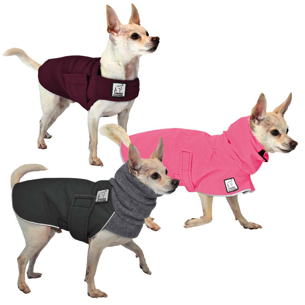 Voyagers K9 Apparel Chihuahua All Weather Combo