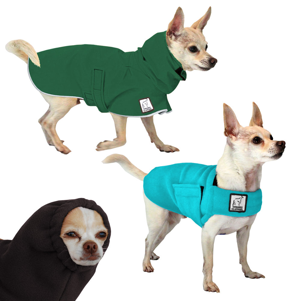 Voyagers K9 Apparel Chihuahua Warm Climate Combo