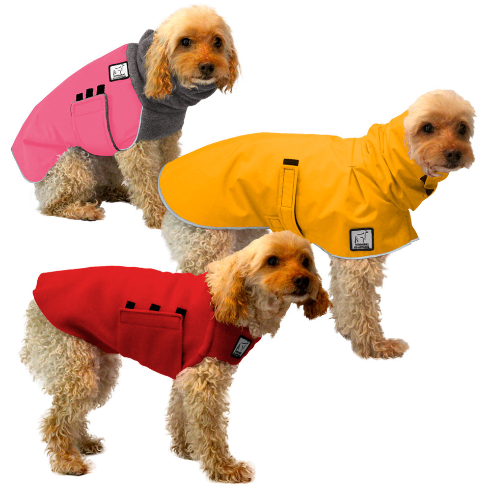 Voyagers K9 Apparel Miniature Poodle All Weather Combo
