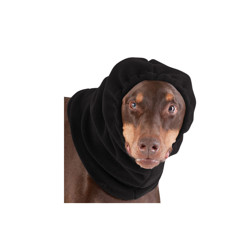 Voyagers K9 Apparel Doberman Pinscher Dog Hood