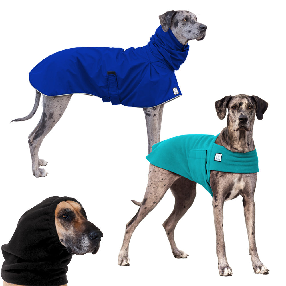 Voyagers K9 Apparel Great Dane Warm Climate Combo
