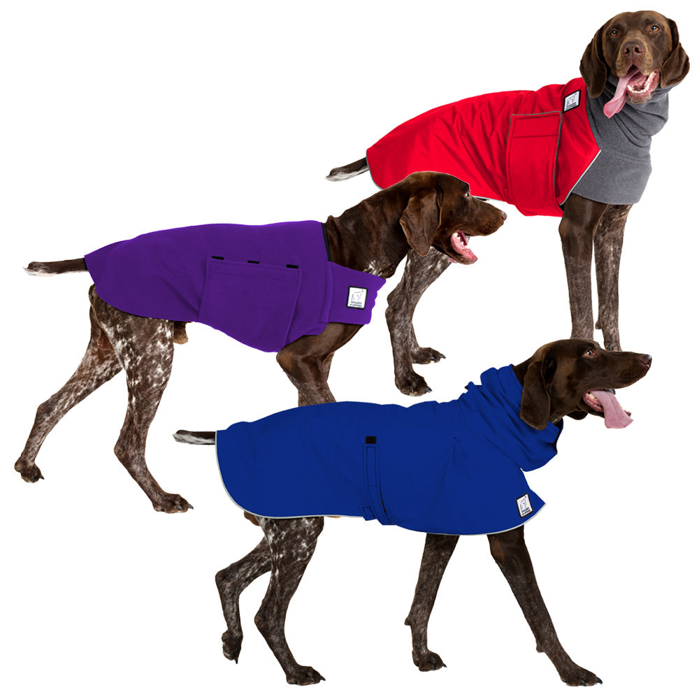 Voyagers K9 Apparel German Shorthaired Pointer All Weather Combo