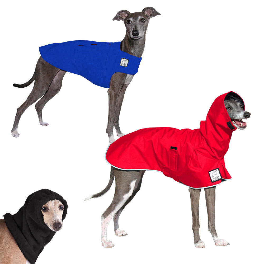 Voyagers K9 Apparel Italian Greyhound Warm Climate Combo