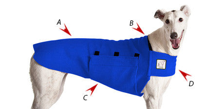 Features of Voyagers K9 Apparel Dog Tummy Warmer Sweater Vest