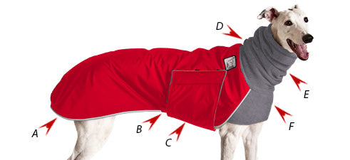 Features of Voyagers K9 Apparel Dog Winter Coat