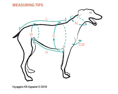 Measuring tips
