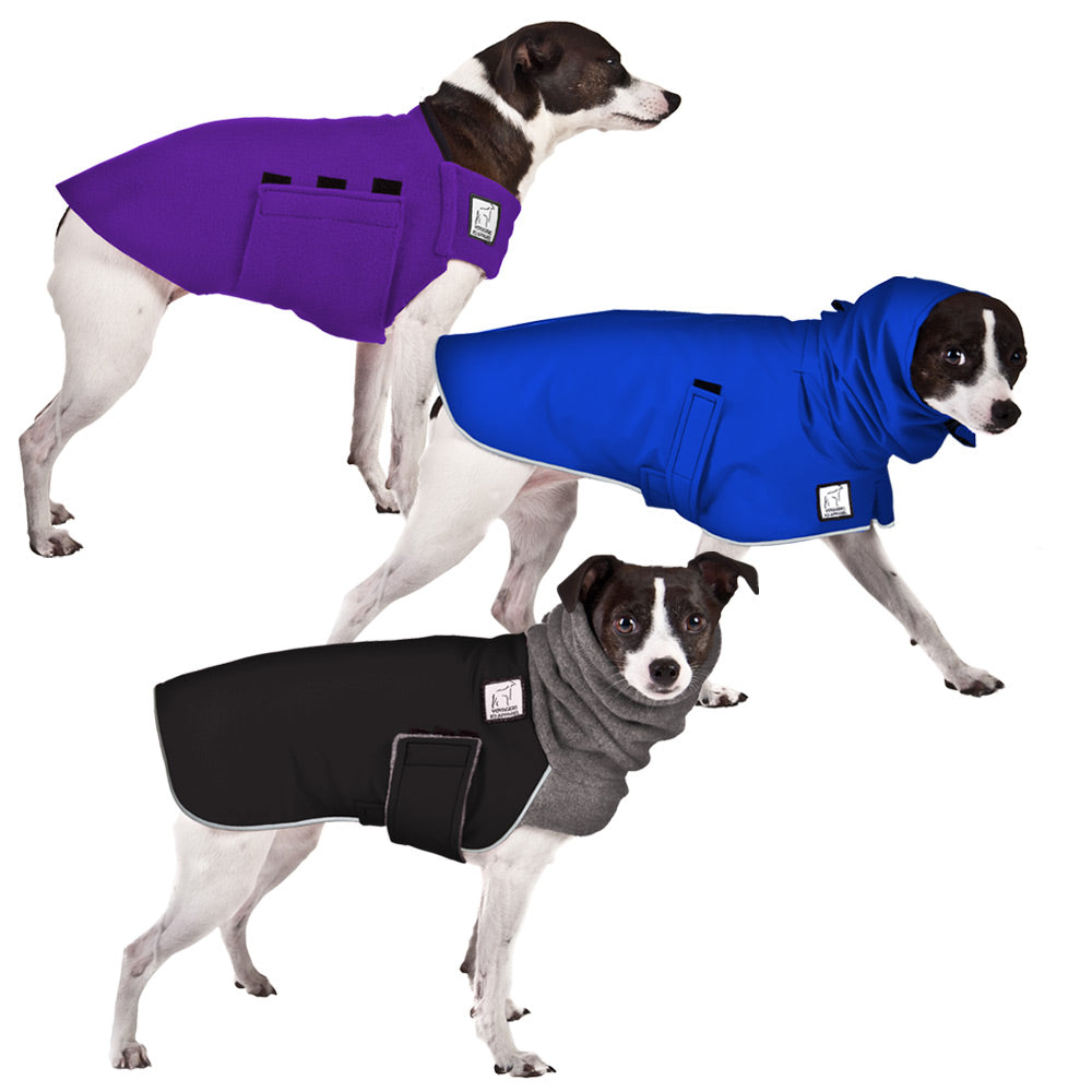 Voyagers K9 Apparel Rat Terrier All Weather Combo