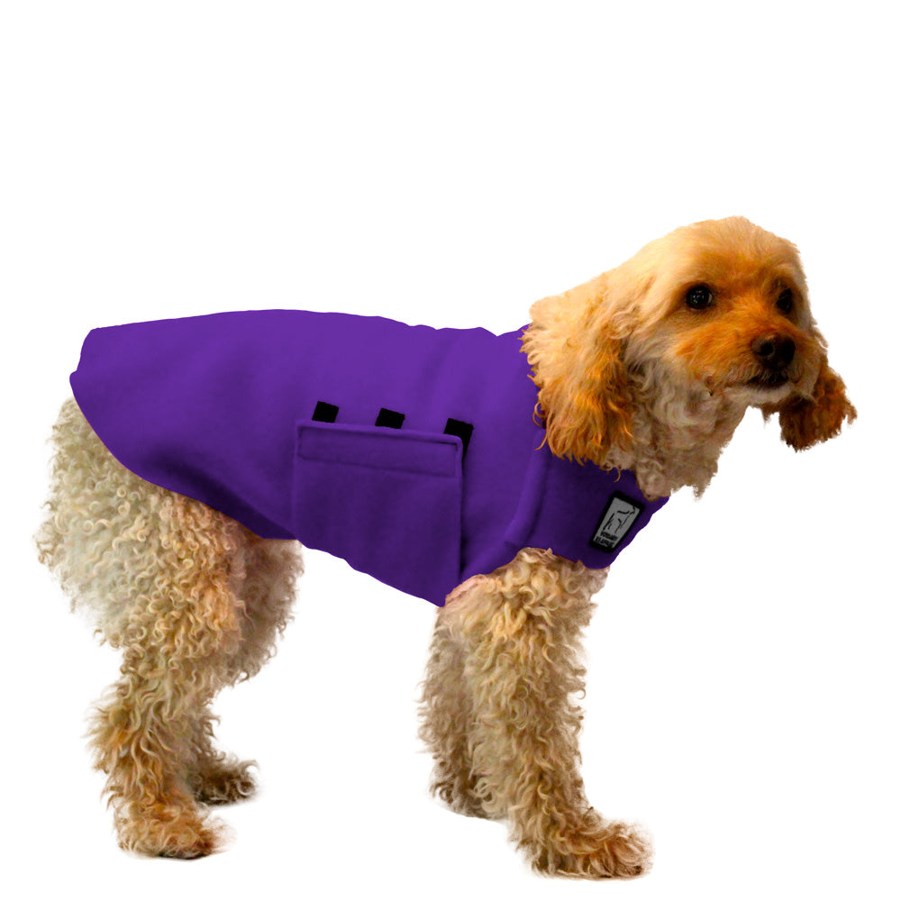 Voyagers K9 Apparel Miniature Poodle Tummy Warmer