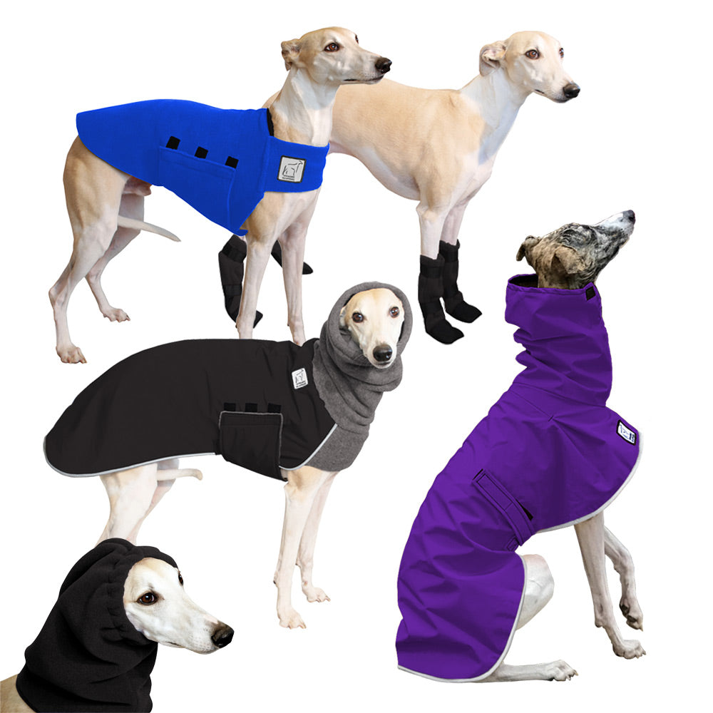 Voyagers K9 Apparel Whippet Complete Apparel Line