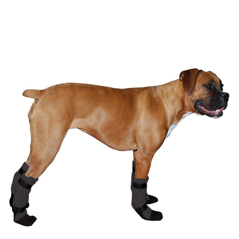 boxer protective winter dog booties voyagers k9 apparel