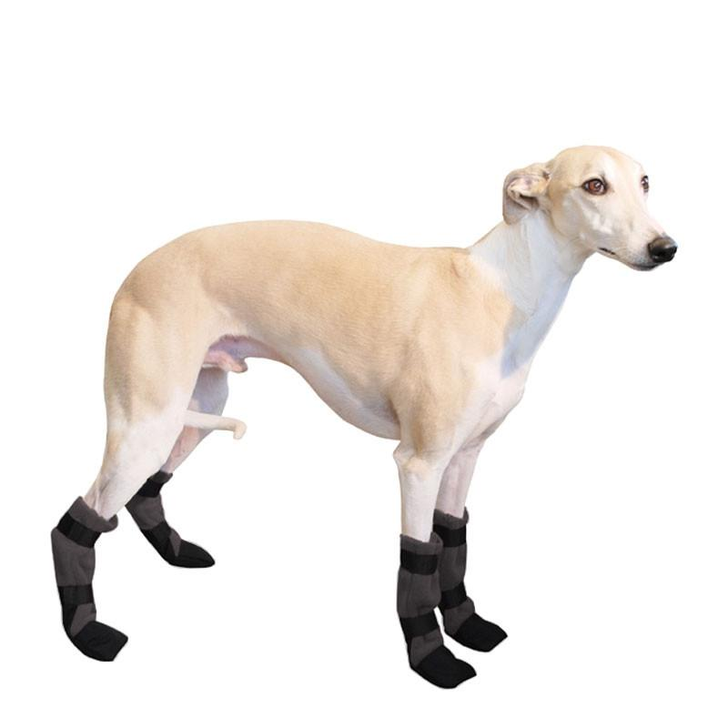 Whippet Protective Winter Dog Booties Voyagers K9 Apparel