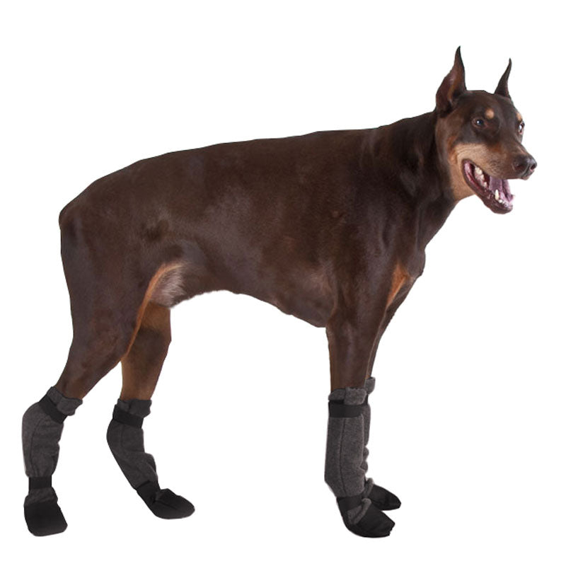 Dog Booties for Doberman Pinschers