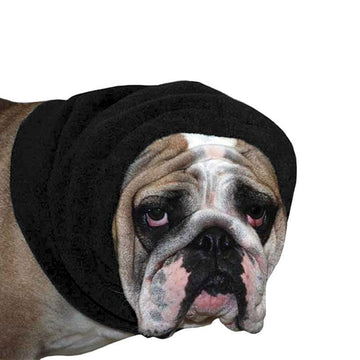 English Bulldog Hood - Voyagers K9 Apparel