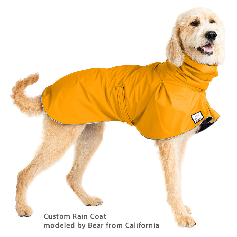 Custom Rain Coat - Voyagers K9 Apparel