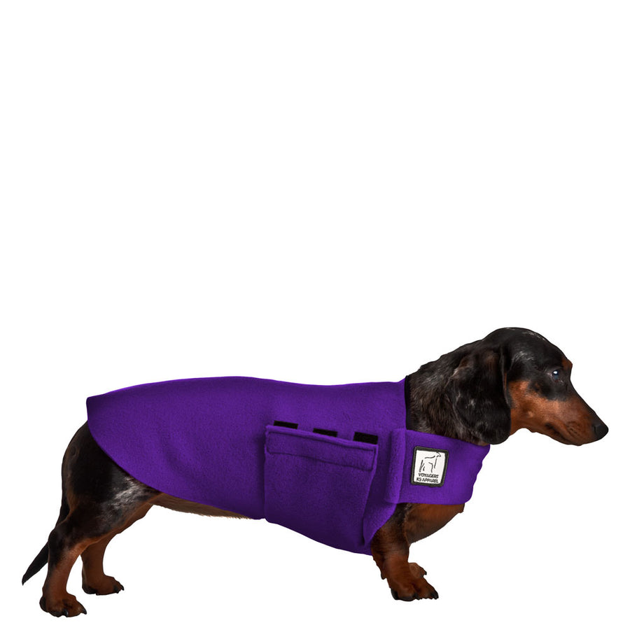Miniature Dachshund Tummy Warmer - Voyagers K9 Apparel