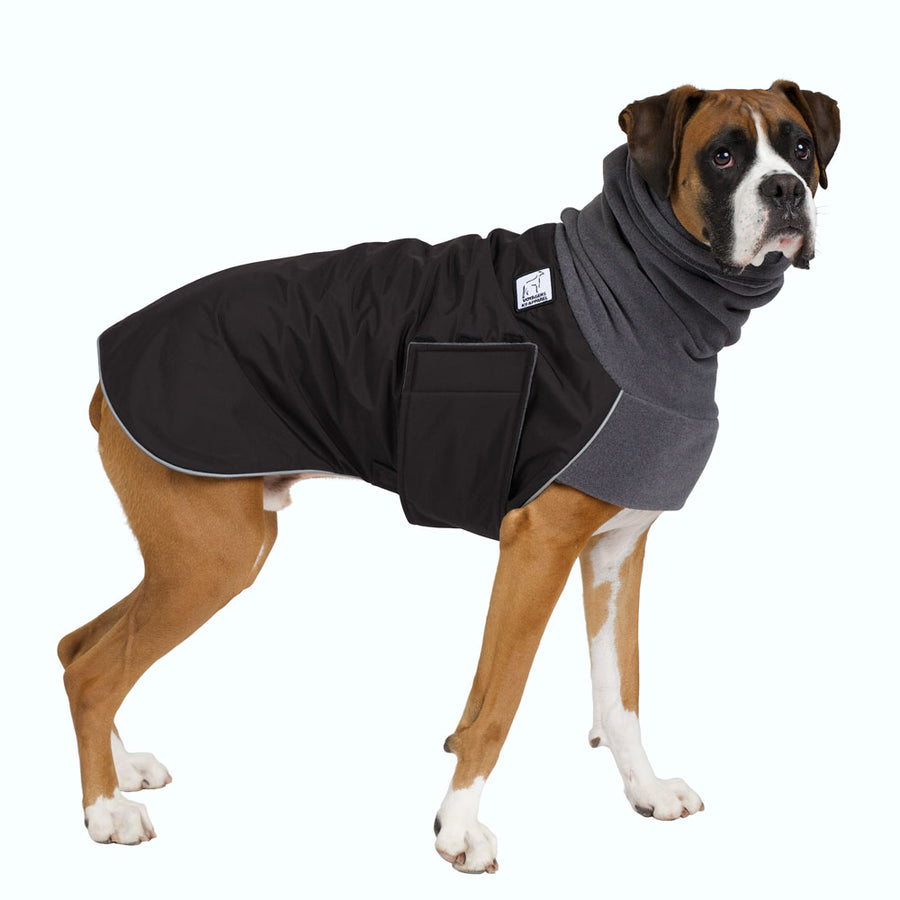 Boxer Winter Coat - Voyagers K9 Apparel