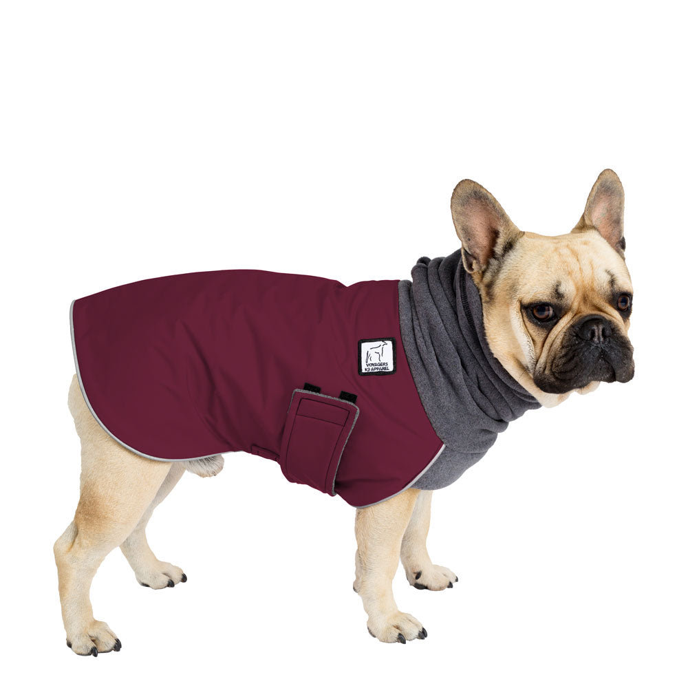 French Bulldog Warm Dog Winter Coat - Voyagers K9 Apparel