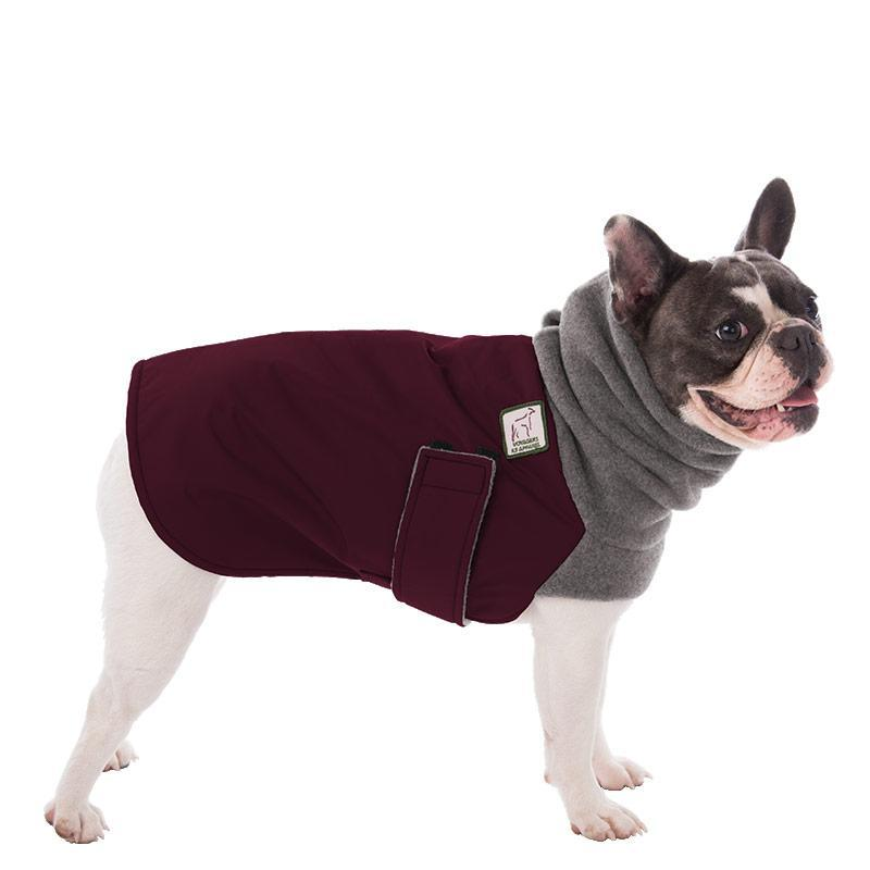French Bulldog Winter Coat Clearance Sale - Voyagers K9 Apparel