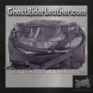Motorcycle Sissy Bar Duffle Bag  / SKU GRL-SB74-DL