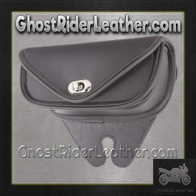 Motorcycle Windshield Bag Plain / SKU GRL-WS22-DL