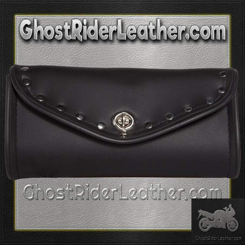 Motorcycle Windshield Bag with Studs / SKU GRL-WS12-DL