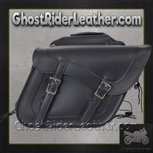 PVC Motorcycle Saddlebags With Gun Pockets / SKU GRL-SD4090-NS-PV-DL