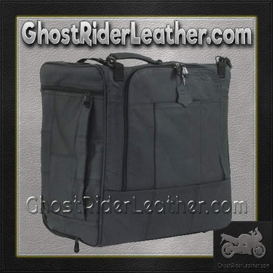 PVC Motorcycle Sissy Bar Bag / SKU GRL-SB108-DL - USA Biker Leather