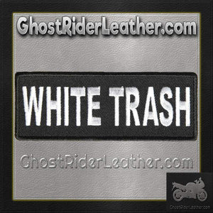 White Trash Vest Patch - SKU GRL-PPL9087-HI