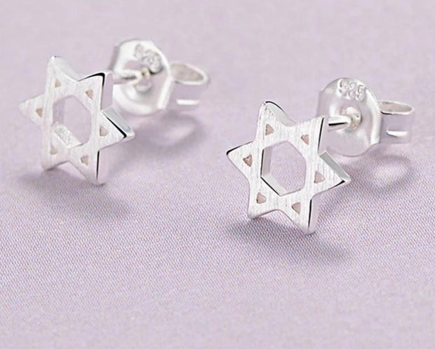 Delicate Stirling Silver Studs