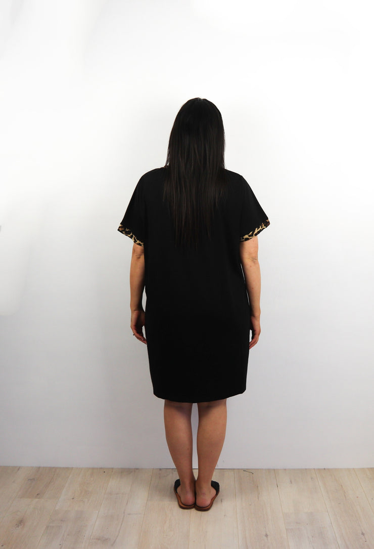 Animal Insert Nala Dress