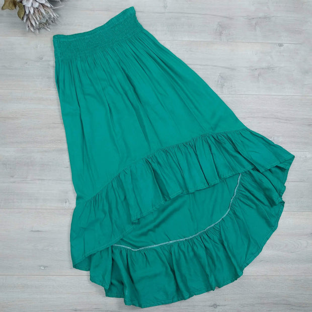 Long Francesca Skirt - Plain