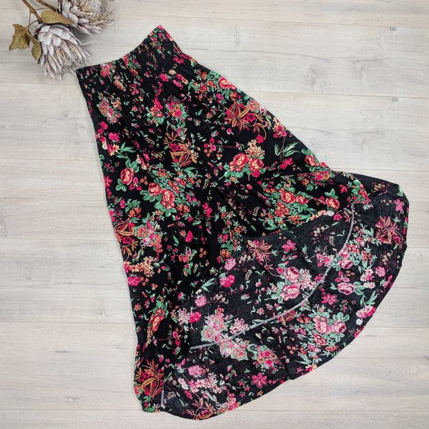 Long Secret Garden Francesca Skirt