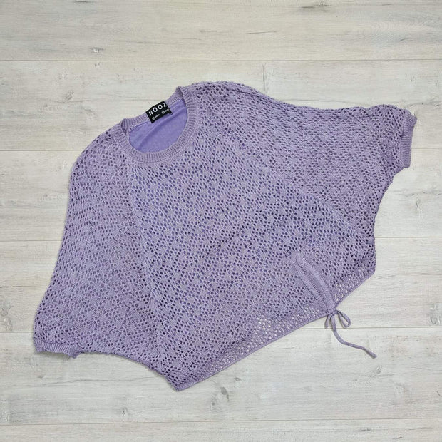 Candy Knit Skittle Top