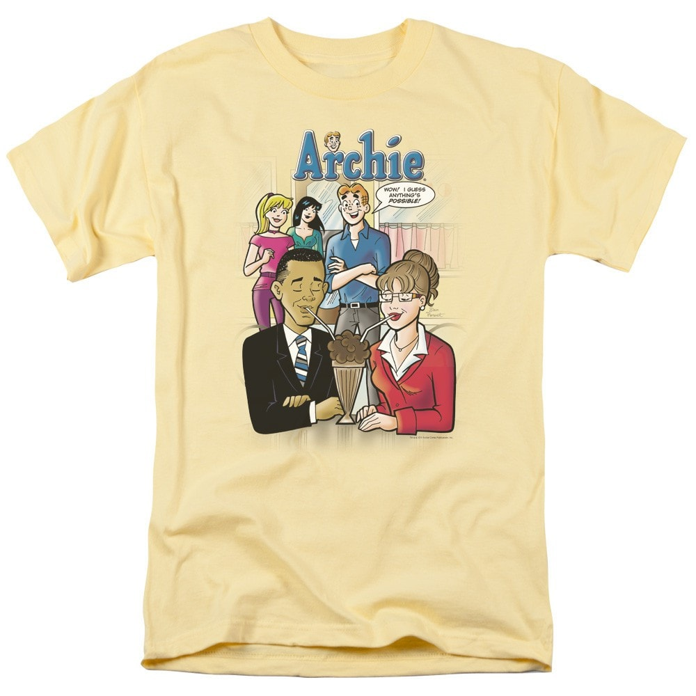 Archie Comics - Anything's Possible