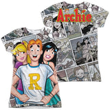 Archie Comics - Archie And Gals (Front - Back Print)