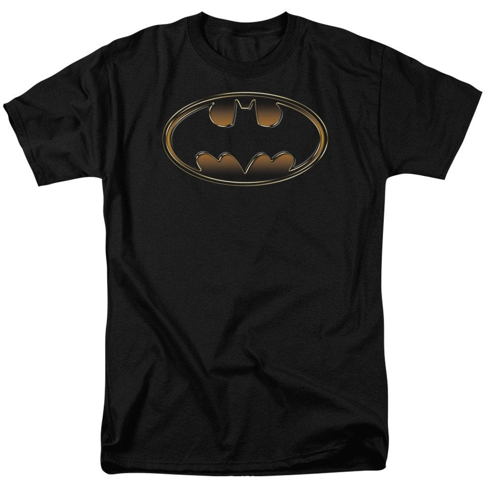 Batman - Black & Gold Embossed
