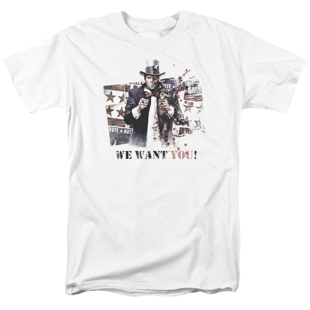 Arkham City - We Want You
