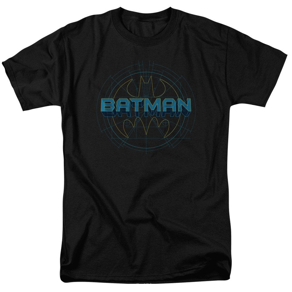 Batman - Bat Tech Logo