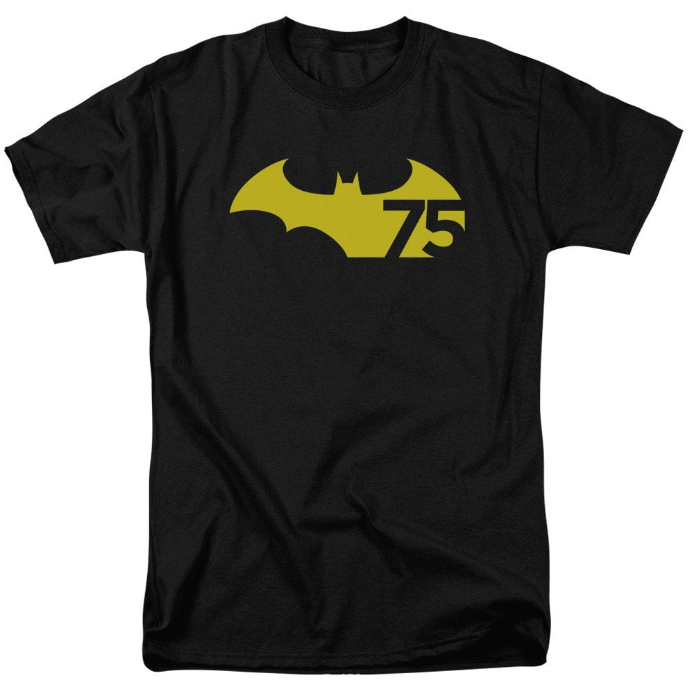 Batman - 75 Logo 2