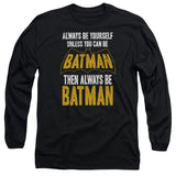 Batman - Be Batman