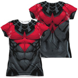 Batman - Nightwing Red Uniform (Front - Back Print)