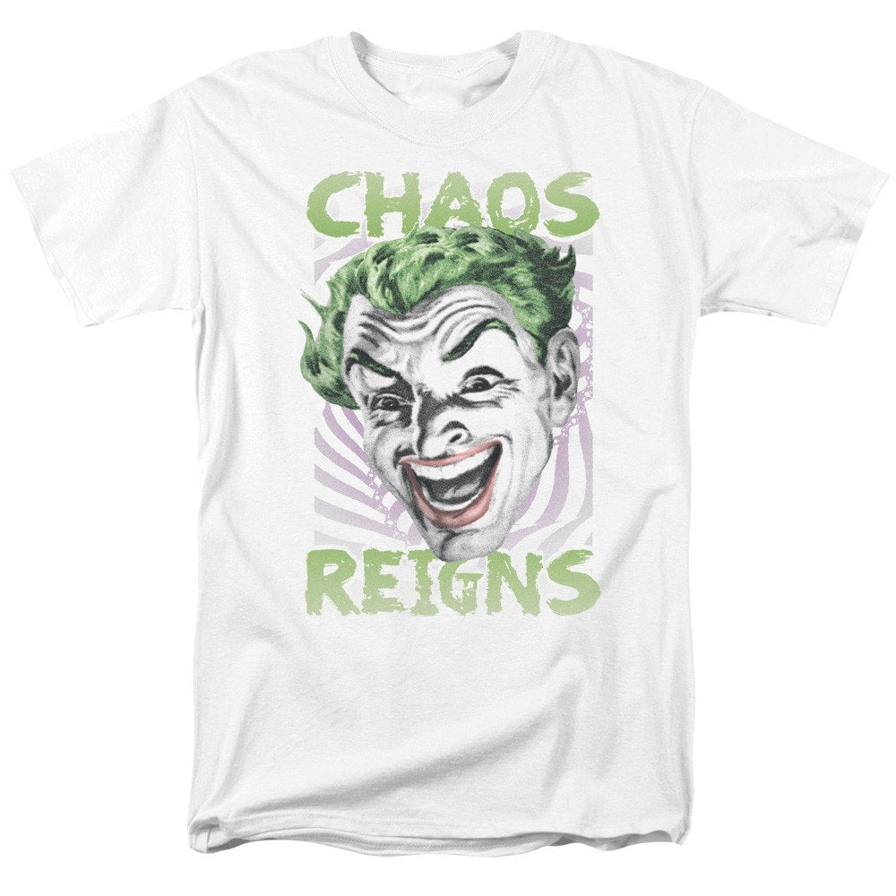 Batman Classic Tv - Chaos Reigns