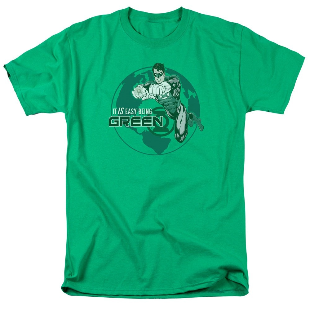 Green Lantern - Easy Being Green