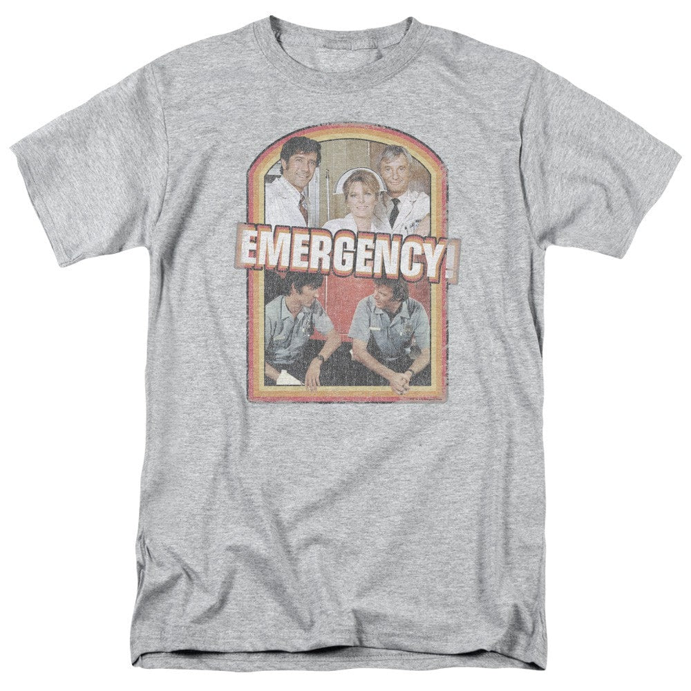 Emergency - Retro Cast