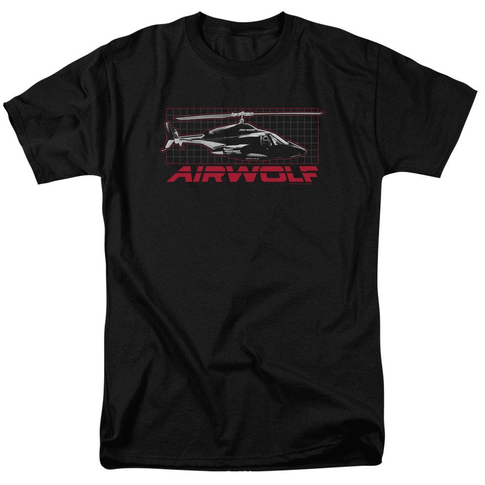 Airwolf - Grid