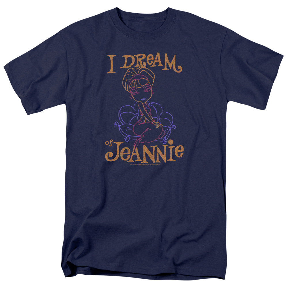 I Dream Of Jeannie - Jeannie Paint
