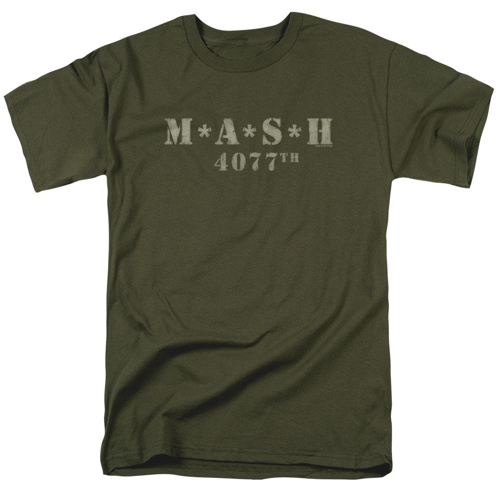 Mash - Distressed Logo