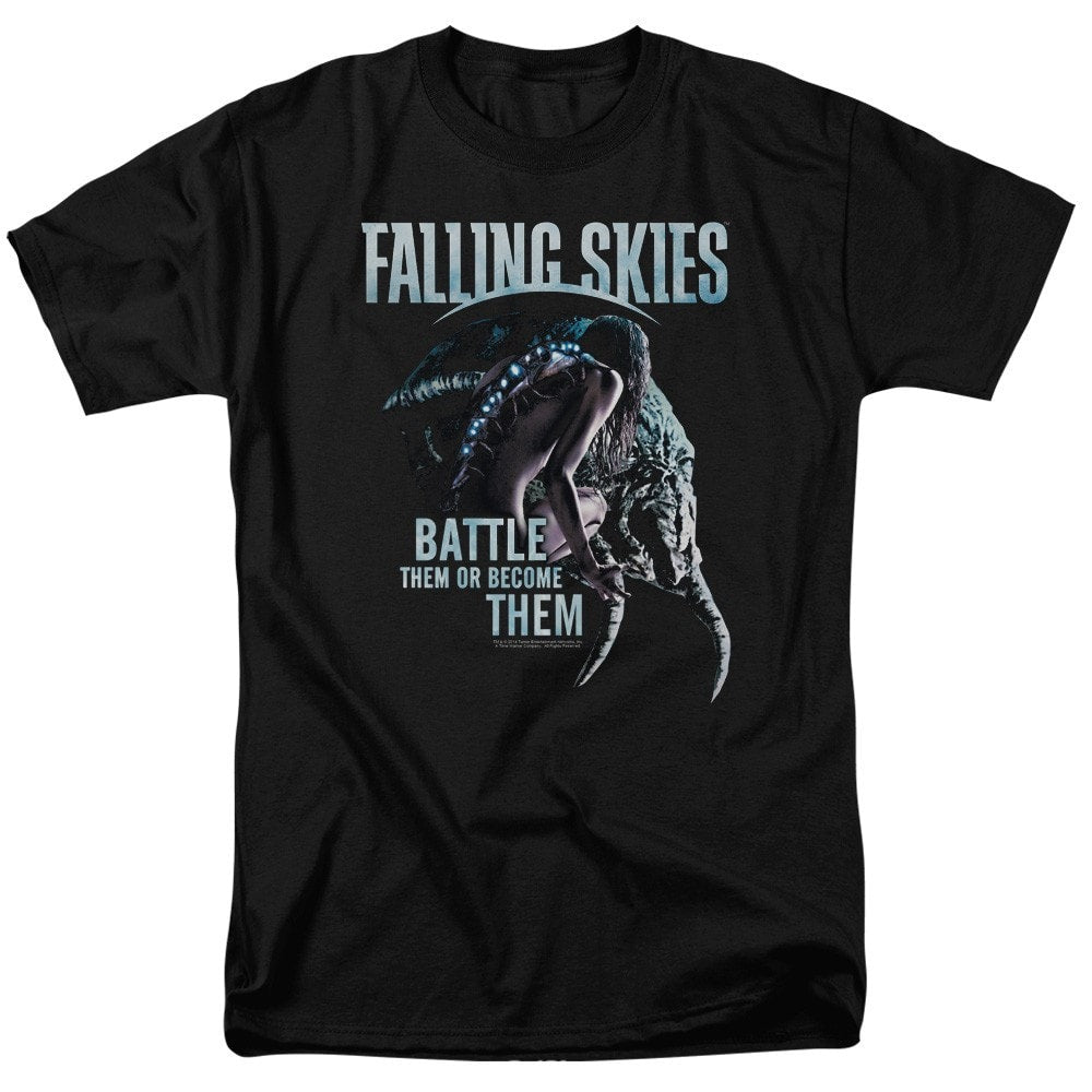 Falling Skies - Battle Or Become